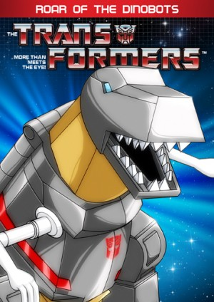 "Transformers News: Shout! Factory ""Roar of the Dinobots"" DVD"