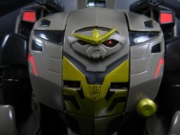 Transformers News: Comparison Pics of JP and US Transformers Animated Blackout