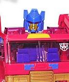 Transformers News: Official Image of Botcon 2010 Spark Robot Mode
