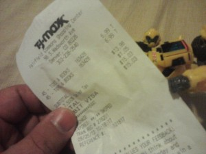 Transformers News: Prime: First Edition Toys Beginning To Appear @ TJ Maxx