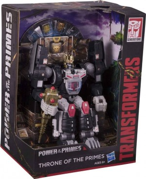 Transformers News: Transformers SDCC Exclusives Available Online Again at HTS Including Throne of the Primes