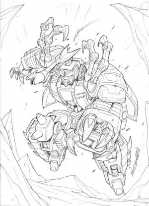 Transformers News: Transformers: Legends Marcelo Matere Artwork