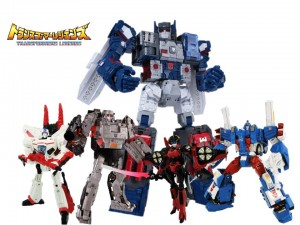 Transformers News: Current Top 5 Figures Most Wanted for a Rerelease in the Takara Legends Line