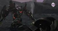 """New Transformers Prime """"Toxicity"""" Preview Clip"""