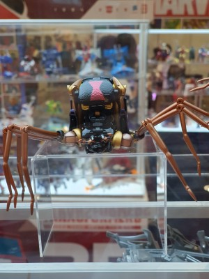 Transformers News: New Images of Masterpiece Hound, Blackarachnia and MP+ Smokescreen from Malaysia Asia Comic Con