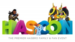 Hasbro Opens Ticket Sales for HASCON FANmily™ Event - Press Release Update