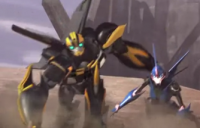 Transformers News: Inside the Hunt: Beast Hunters Bumblebee Bio