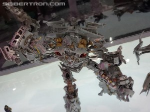 Transformers News: Masterpiece Megatron Selects Lancer Galaxy Man Shockwave and Red Wing Galleries from #SDCC2019