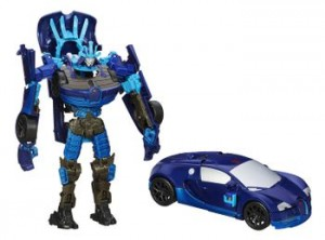 Transformers News: Video Review: Transformers Age of Extinction Flip and Change Drift
