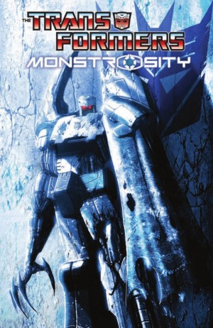 Transformers News: IDW Transformers: Monstrosity TPB Preview