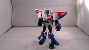 Transformers News: Robots in Disguise Combiner Force Warrior Stormshot Review