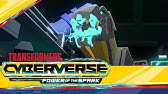 Transformers Cyberverse Season 2 Episode 3 The Visitor Now Posted to YouTube