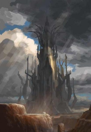 Transformers News: Transformers Prime Background Concept Art