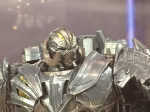 Transformers The Last Knight Leader Megatron Optional Faceplate Feature and More Images