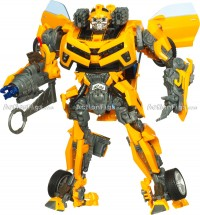 Transformers News: ROTF Battle Ops Bumblebee Revealed