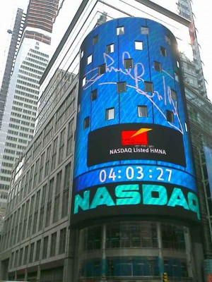 Feature a Picture of Your Transformers Toys on NASDAQ Tower in Times Square!