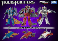 Transformers News: Asian Market Deluxe Seeker Set Elite Revealed
