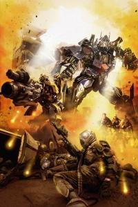Transformers News: Furman Talks Transformers Nefarious from Comic Con