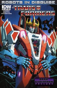 Transformers News: Transformers: Robots in Disguise #20 Review