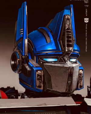 New Optimus Prime Concept Art from Bumblebee Film