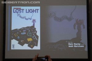 New Gallery of IDW Transformers: Unicron and Beyond Panel at #SDCC2018