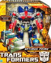 Transformers News: HFTD Leader Starscream and Optimus Prime Price Cut at Walmart.com