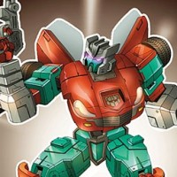 Transformers News: Tech Spec for the 2010 BotCon exclusive: Rapido