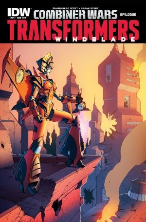 Transformers News: IDW Publishing Transformers June 2015 Comics Solicitations: Combiner Wars Spoilers, Nautica, Drift