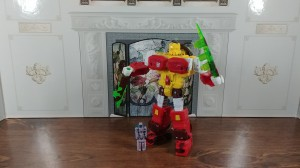 Transformers News: Video Review of Transformers Prime Wars Repugnus Exclusive