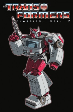 Transformers News: IDW Transformers Classics Vol. 7 Preview