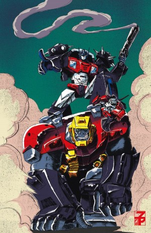 Transformers News: BotCon 2016 Art Prints: Josh Perez on Beast Wars and More
