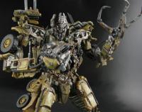 Transformers News: Transtopia Masterclass - Dark Of The Moon Ironhide, Sentinel Prime and Megatron!