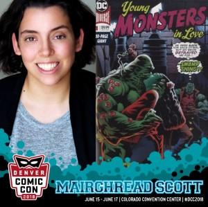 Transformers News: Denver Comic Con Welcomes Mairghread Scott