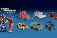 Transformers News: McDonald's Happy Meal Transformers Prime and My Little Pony Promotion Starts Friday