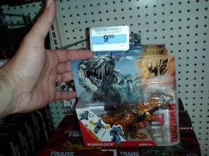 Transformers News: AoE Toys Sighted At K-Mart In Key West, Florida