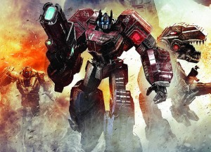 Transformers News: Transformers: WFC and FOC PlayStation Store Sale this Week