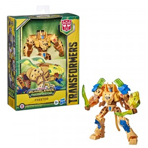 Transformers Cyberverse Deluxe Cheetor Revealed and he looks Awesome
