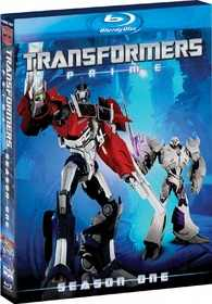 Transformers News: Transformers Prime: Season One Blu-ray Review and 2 new promo videos