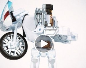 Transformers News: Hasbro Posts Stop Motion Video Announcing Transformers Deluxe Groove Release