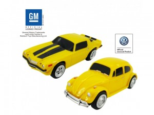 New Bumblebee Movie Toy RC Slot Track Set Found at Retail