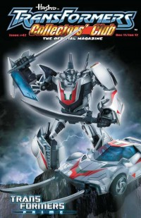 Transformers News: TFCC Confirms January Pre-Orders for 2012 Exclusives Shattered Glass Drift and Runabout
