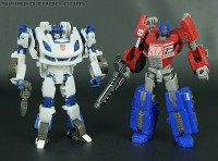 Takara Tomy TG Series Announced - Fall of Cybertron Optimus Prime and Jazz