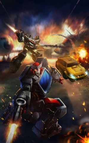 "Transformers News: Transformers: Legends ""Attack of the Autobots!"