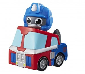 Cuteness Overload: New Official Images and Products from Playskool Friends Transformers Line