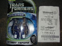 Transformers News: DOTM Cyberverse Legends at Walmart
