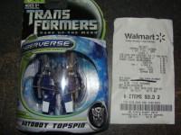 Transformers News: DOTM Cyberverse Legends at Walmart
