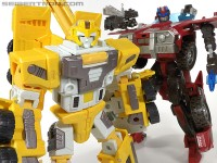 Transformers News: New Toy Galleries: 2007 Movie Mudflap, and Inferno with Longarm