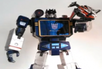 Transformers News: Video Review: Takara Tomy Transformers Masterpiece MP-13 Soundwave