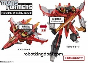 Transformers News: Takara Tomy Generations TG-32 Minicon Set & TG-33 Armada Starscream Up for Preorder at Robotkingdom