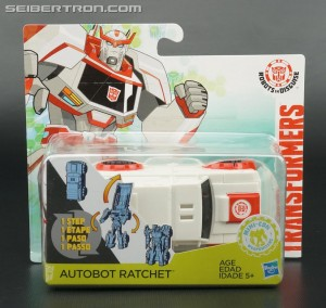 Transformers Robots in Disguise One Step Ratchet Coming Soon